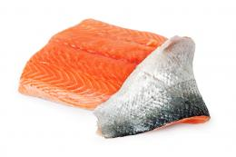 Atlantic Salmon fillet,