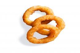 Onion rings, mccain